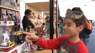 Audiovisual Feria Libro&Cine Mall Florida Center 2010