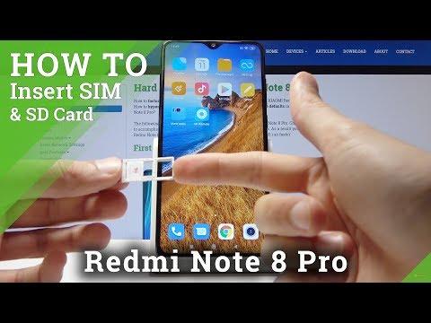 how-to-insert-sim-&-sd-card-in-xiaomi-redmi-note-8-pro---nano-sim-&-micro-sd-card-installation