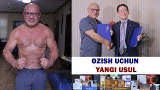 #108 DOKTOR D: OZISH UCHUN YANGI USUL