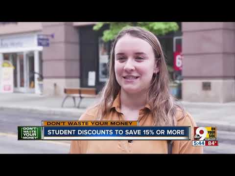 Student Discounts To Help You Save On Back-to-school