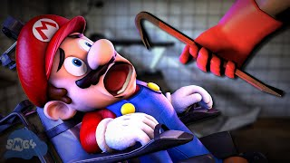SMG4: Mario goes to the dentist