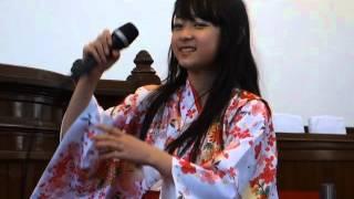 マイア「KYOTO」(JUDY AND MARY)、京都府庁旧本館、16.03.30