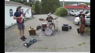 Brian Kastan-guitar, Ryan Berg-bass, Bob Meyer-drums
