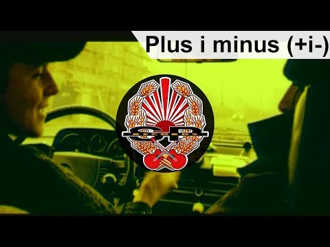 KALIBER 44 - Plus i minus (+i-) [OFFICIAL VIDEO]