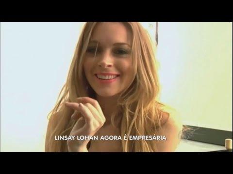 Hora da Venenosa: Lindsay Lohan decide investir em nova carreira