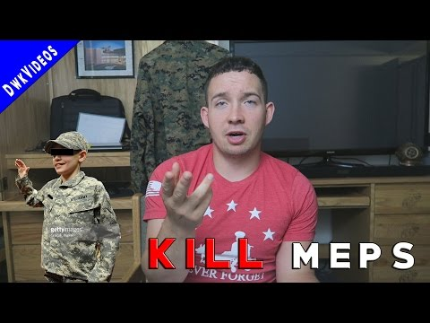 How to PASS MEPS -  MILITARY TIPS
