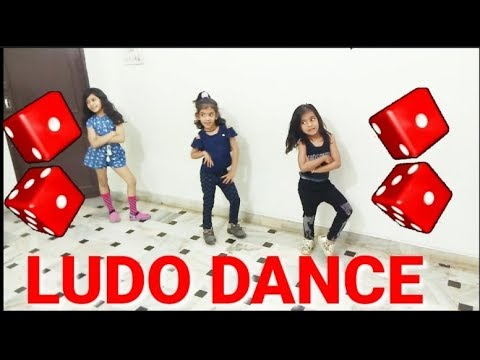 ludo-dance-by-siya,-mini-&-parshvi---dev-dance-choreography