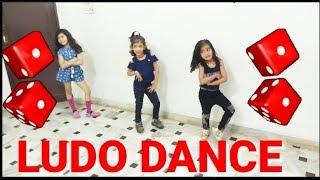 LUDO Dance By Siya, Mini & Parshvi - Dev Dance Choreography