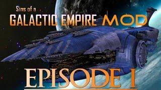 Sins of a Galactic Empire Clone wars 3v3 part 1