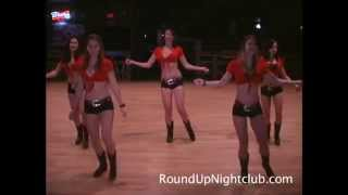 Shake It Off Line Dance Performance by The Round Up Line Dancers