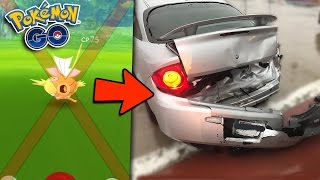 shiny magikarp hunt gone wrong pokemon go