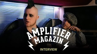 Amplifier Magazin - Die Broilers im Interview (Sick Arena Freiburg)