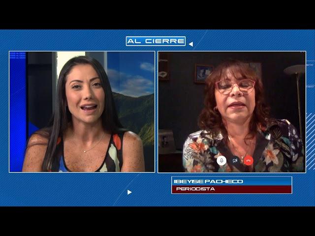 El Pollo Carvajal le contó todo a Ibeyise - Al Cierre EVTV - 10/15/19 Seg 3