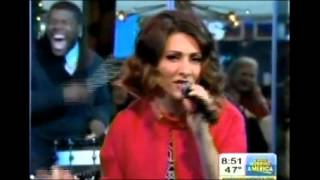 Karmin - Sleigh Ride | LIVE on GMA