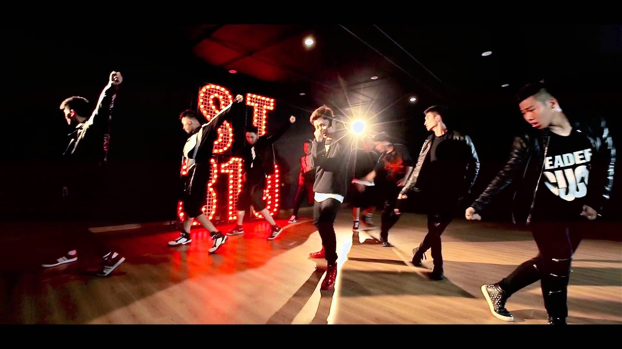 call me baby exo dance cover by st319 from vietnam youtube