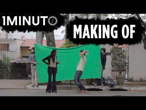 Making of cara - Adriano Cardoso e Raphael Giraud