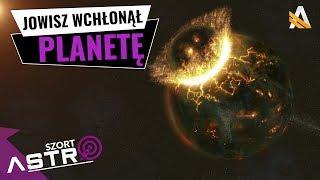 Jowisz zderzył się z wielką planetą - AstroSzort