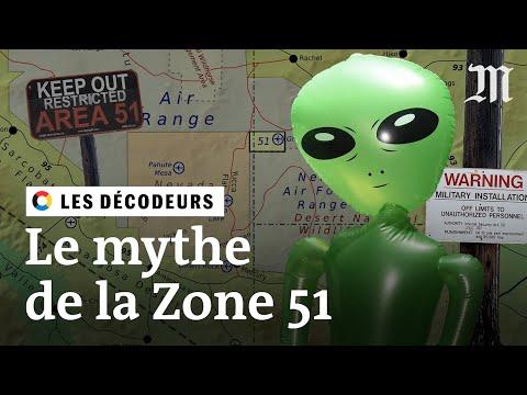 Zone 51 D Ou Vient Le Mythe Des Extraterrestres Youtube