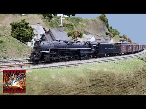 Massive HO Scale Train Layout At The McKeesport Model Railroad Club