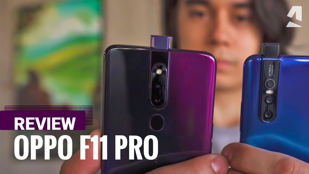 Oppo F11 Pro - Full phone specifications