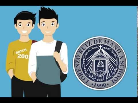 Lorenzo Ruiz de Manila School (LRMS) Senior High Promotion