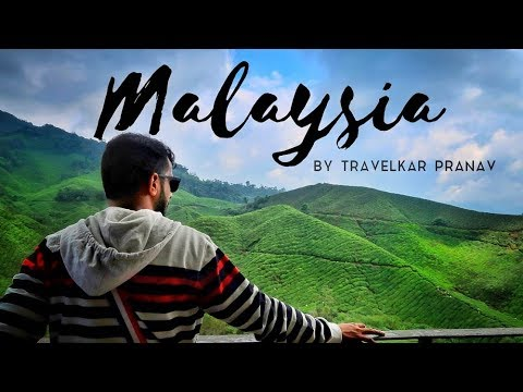 Malaysia Teaser - Travel Series - Rs.15,000 pp - Indian couple - GoProIn