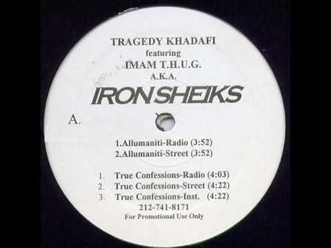 Tragedy Khadafi - True Confessions (feat. Imam T.H.U.G.)