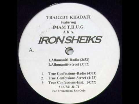 Tragedy Khadafi - True Confessions (feat. Imam T.H.U.G.)