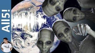 Top 5 Eerie & Creepiest Recordings Ever!