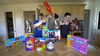 $500 GIANT CANDY CHALLENGE