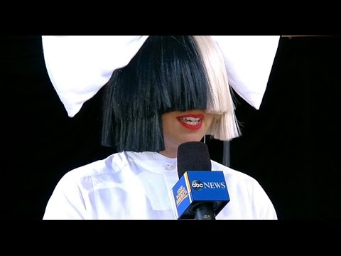 Sia LIVE Interview on GMA