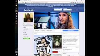 how to use facebook without logging in or an account