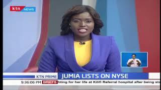 E-commerce Jumia lists on New York Stock Exchange
