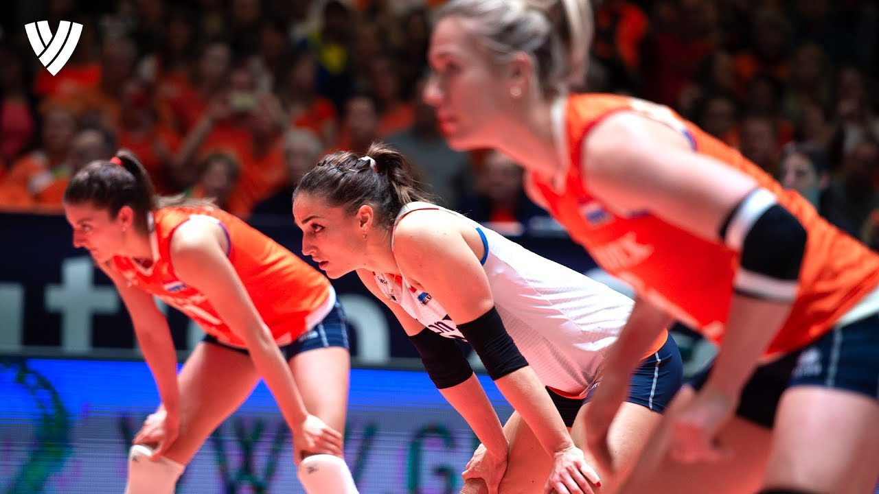 What a Dramatic Rally! | Best of | CEV Women's Tokyo Volleyball Qualification 2020