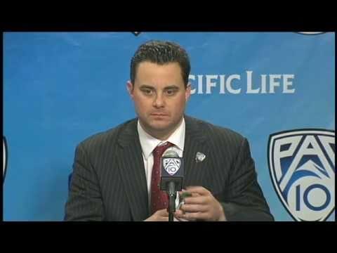 Arizona vs. USC Post-game Press Conference