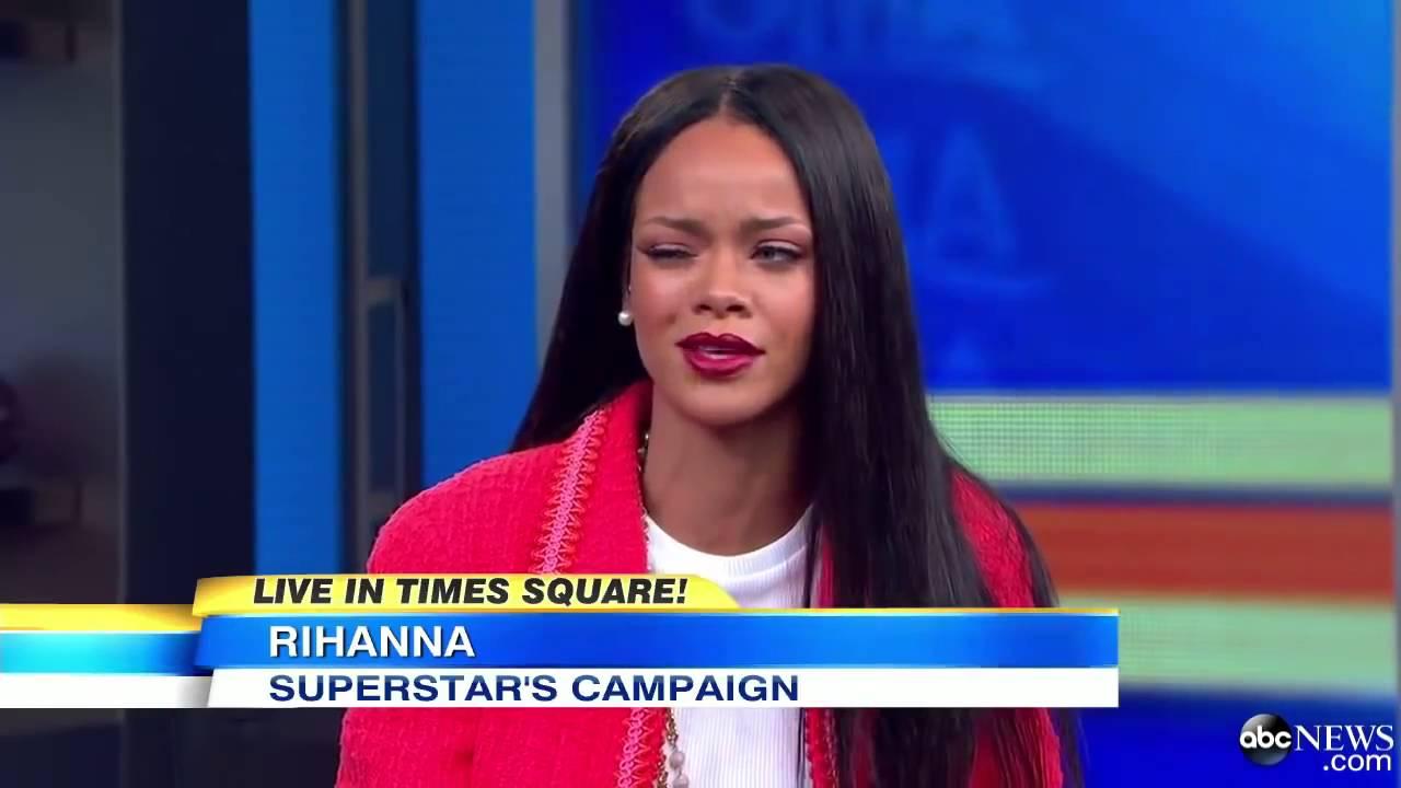 Watch Rihanna: The Interview video