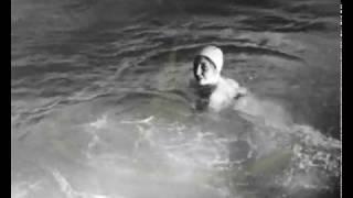 Swimming Pool Fun 1950s