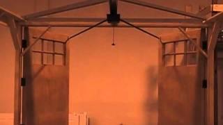 SVN-SYSTEMS SOMMER Dubbele Deur Installatie