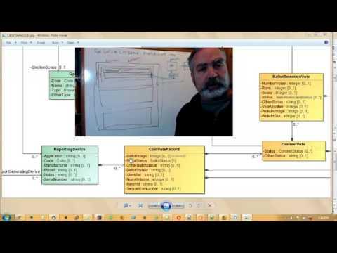 2017 01 25 Presentation to CVR Standards group