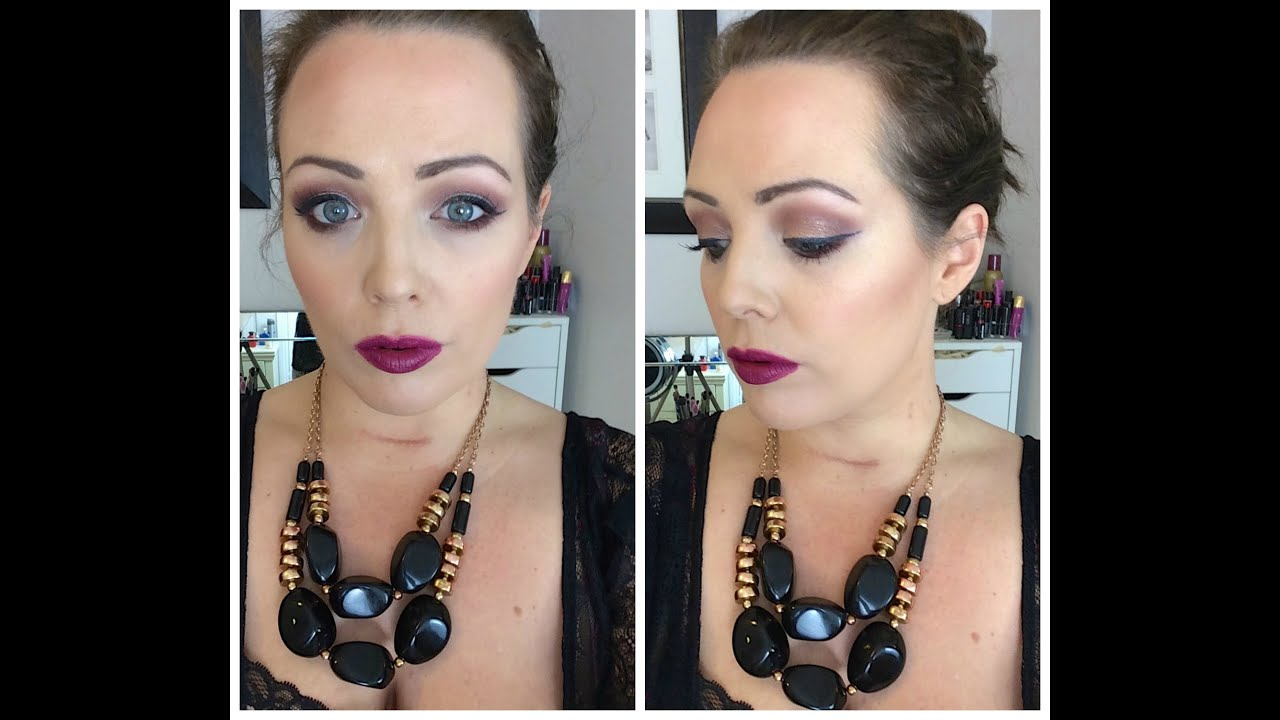 Vintage makeup products