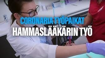 Hammaslääkäri Dent Tilkkaan | Avoimet Työpaikat | Coronaria