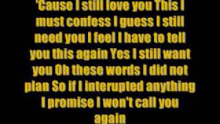 Still (Frankie J) with Lyrics