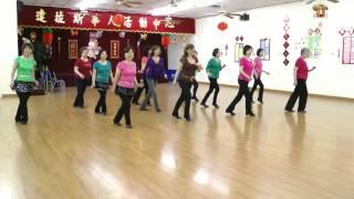 Mamita - Line Dance (Dance & Teach) (By Ira Weisburd)