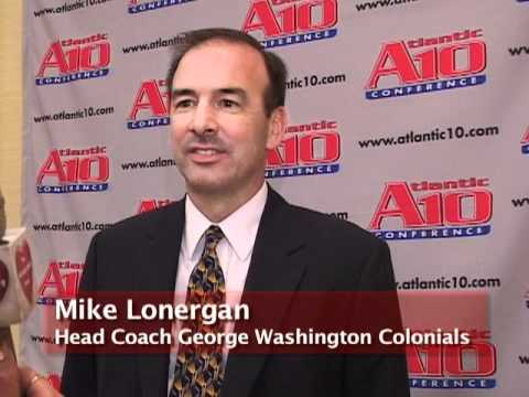 Atlantic 10 Conference Men's Basketball Media Day 2012