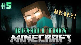 HEROBRINE, die LEGENDE!! - Minecraft Revolution #005 [Deutsch/HD]