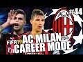 FIFA 19 | AC MILAN CAREER MODE | #44 | ATLETICO MADRID QUATER FINALS!