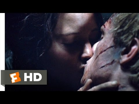 The Hunger Games (11/12) Movie CLIP - The Kiss (2012) HD