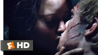 The Hunger Games (11/12) Movie Clip   The Kiss (2012) Hd