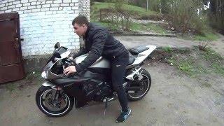 Скачать Обзор спортбайка Yamaha YZF R1 2003 год