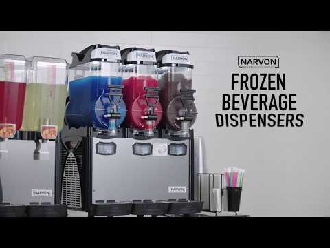 Narvon Frozen Beverage Dispensers